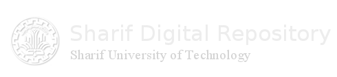 Sharif Digital Repository / Sharif University of Technology